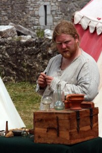 Medieval Surgeon Barber
